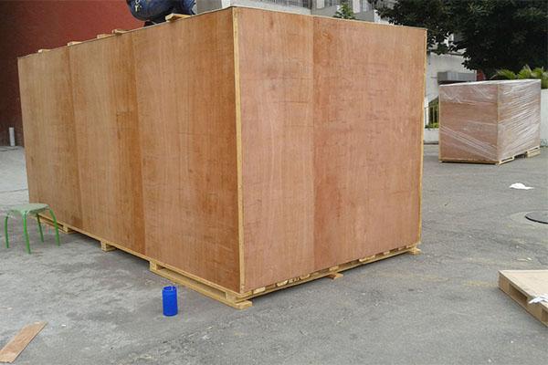 山东木制包装箱